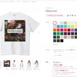 Tシャツ販売を始めたんですが…Tシャツトリニティで